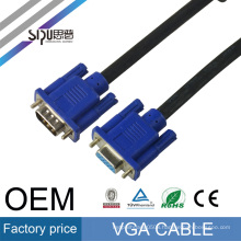 SIPU high quality wholesale various specification 3m vga cable